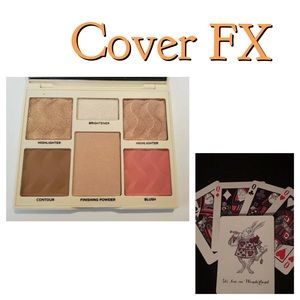 New Cover FX Perfector Face Palette Lt/Med Powder